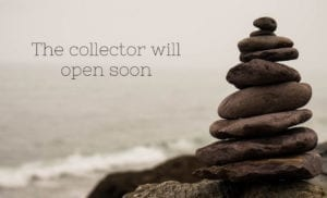 The collector will open at midnight on Tuesday morning.