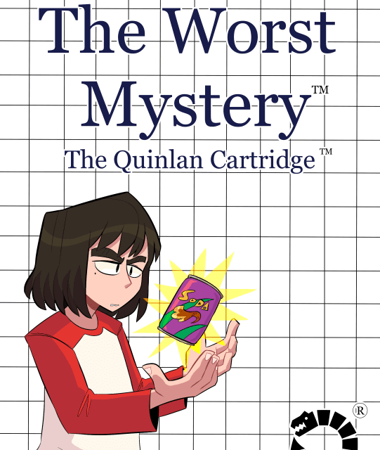 The Worst Mystery: Chapter 1 – Running