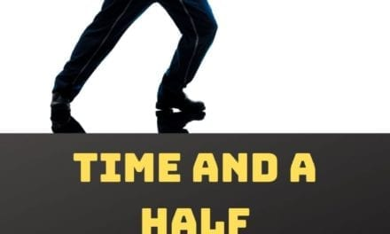 Time and a Half Chapter 8