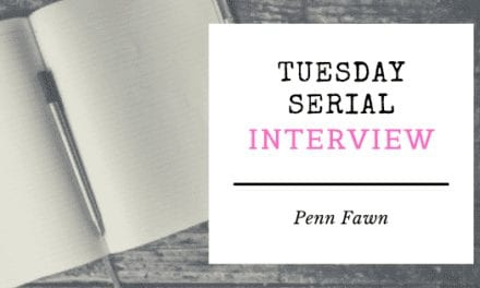 Author Interview: Penn Fawn