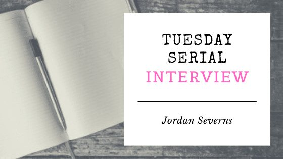 Author Interview: Jordan Severns