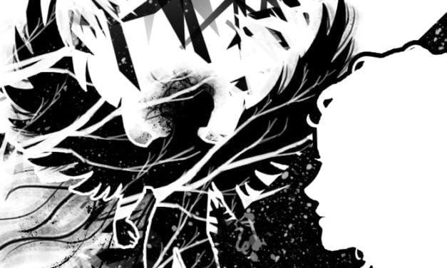 Black angel (fairy tale)