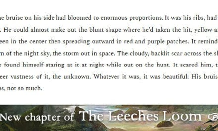 The Leeches Loom, Chapter 21 – Kyrill