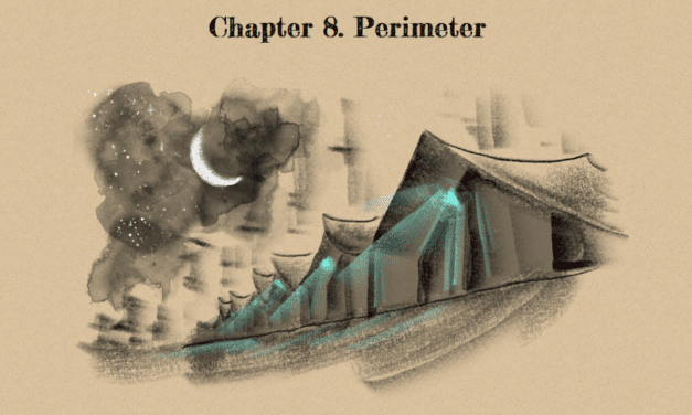 Cold Obsidian – Chapter 8 – Perimeter
