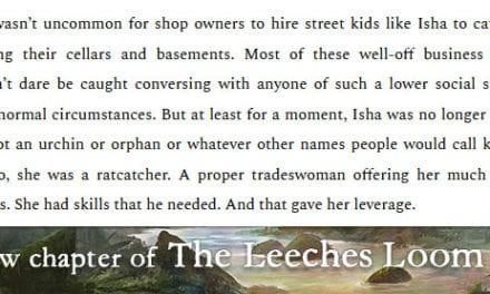 Ratcatcher, Chapter 1