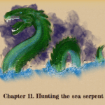 Hunting the sea serpent