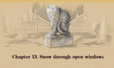 Chapter 13. Snow through open windows