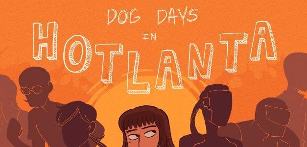 Dog Days in Hotlanta – Chapter 32: Helmet