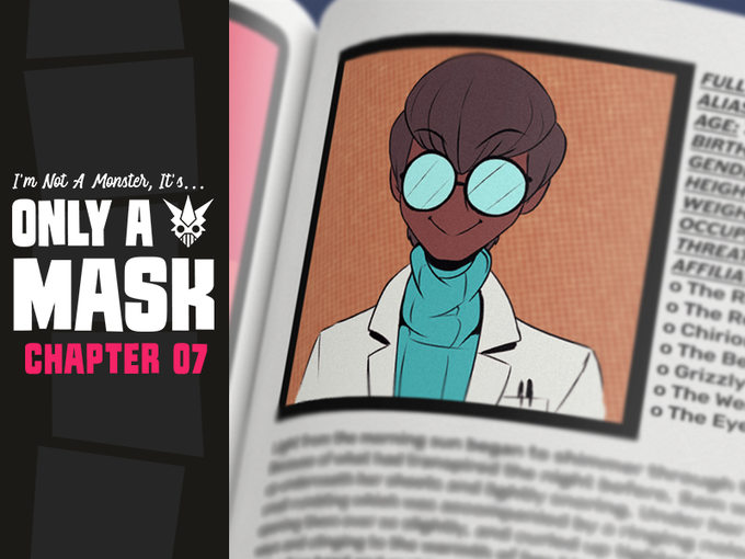 Only A Mask – Chapter 7