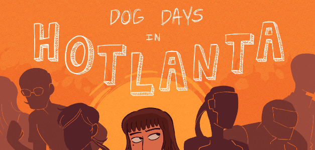 Dog Days in Hotlanta – Chapter 36: Handcuffed and Wild