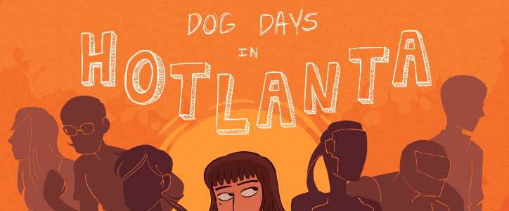 Dog Days in Hotlanta – Chapter 39: Analyzing With My Two Boys